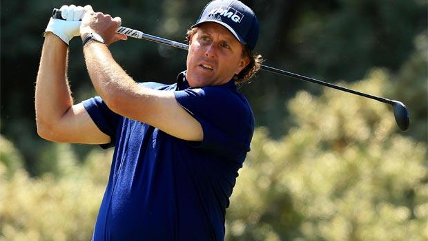 Phil Mickelson PGA Farmers Insurance Open