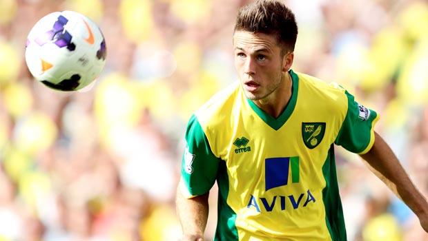 Ricky van Wolfswinkel Norwich City