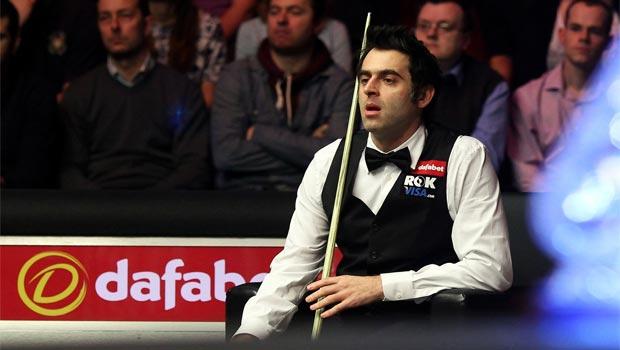 Ronnie O'Sullivan Dafabet Masters Snooker