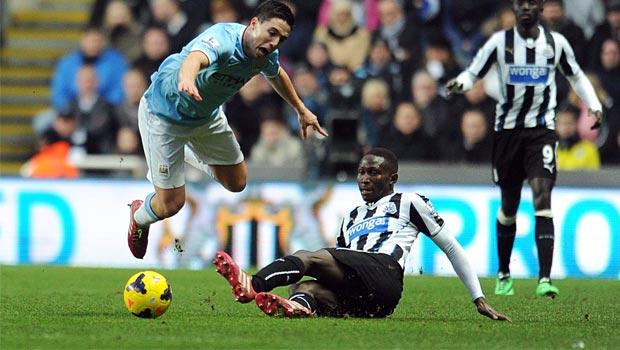 Samir Nasri man City injury