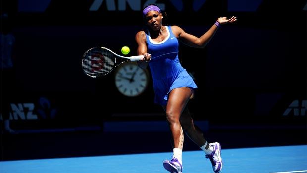 Serena Williams Australian Open Exit