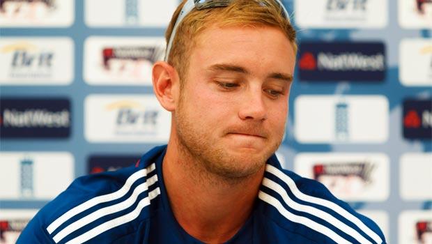 Stuart Broad England Twenty20 Captain