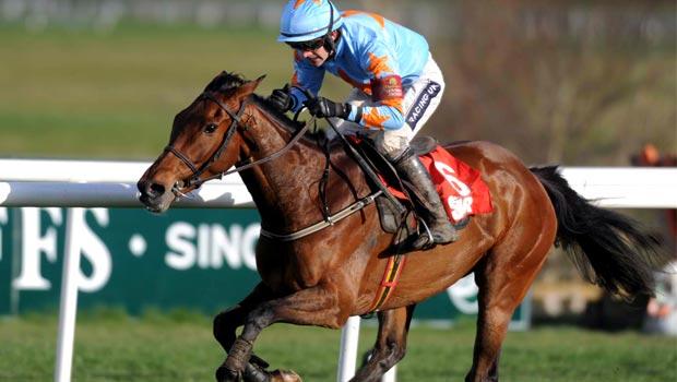 Un De Sceaux Horse Racing