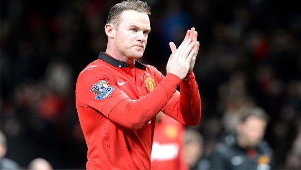 Wayne Rooney Man Utd