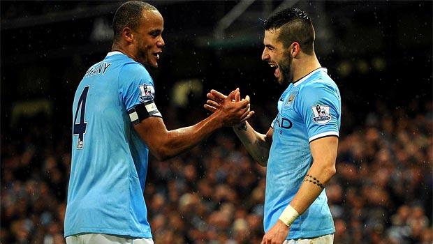 captain Vincent Kompany Manchester City