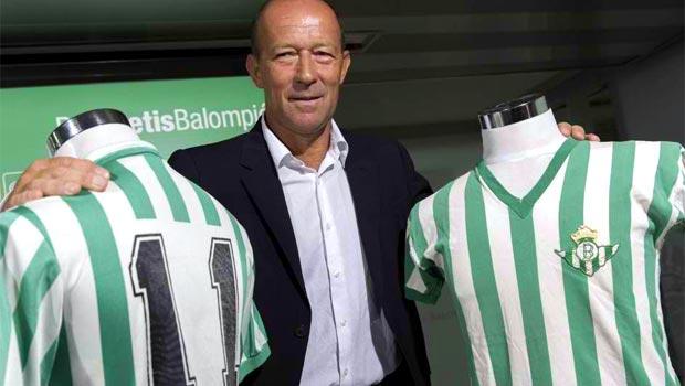coach Gabriel Calderon help real Betis