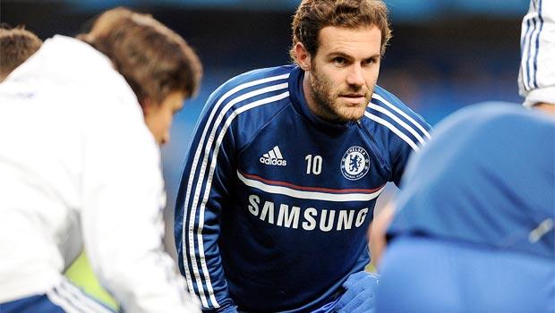 Juan Mata Chelsea exit