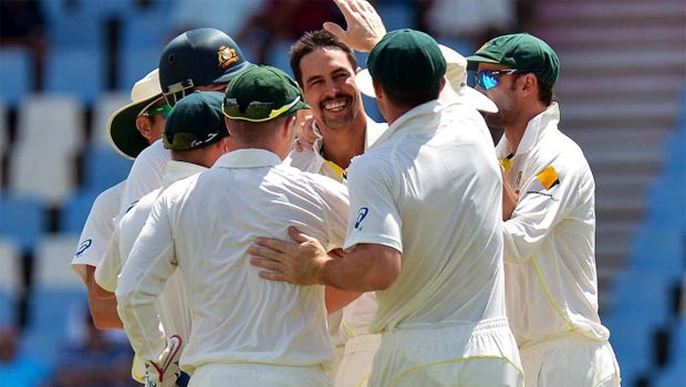 Australia v south africa cricket