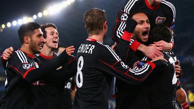 Bayer Leverkusen v psg