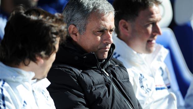 Chelsea boss jose mourinho champions league