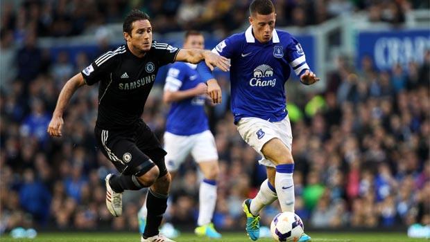 Chelsea v Everton premier league
