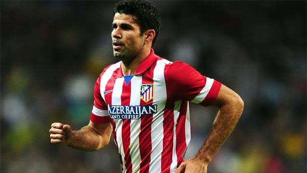 Diego Costa Atletico Madrid striker