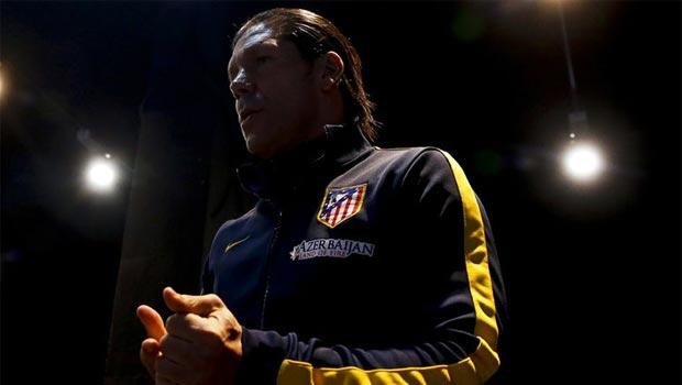 Diego Simeone Atletico Madrid Boss