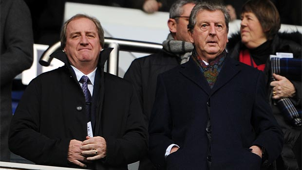 England manager Roy Hodgson world cup