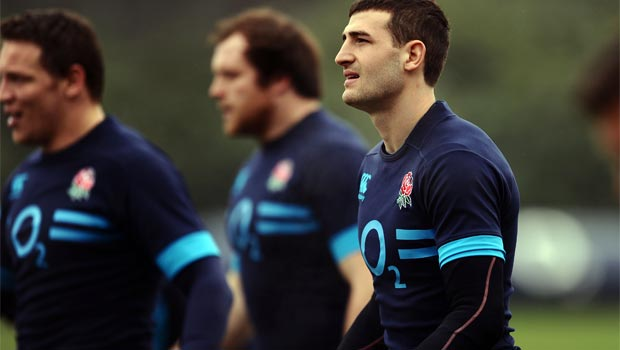England winger Jonny May Rugby Union