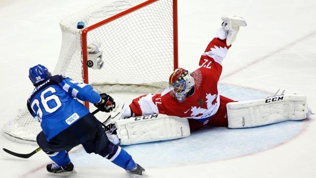 Finland win over russia mens ice hockey