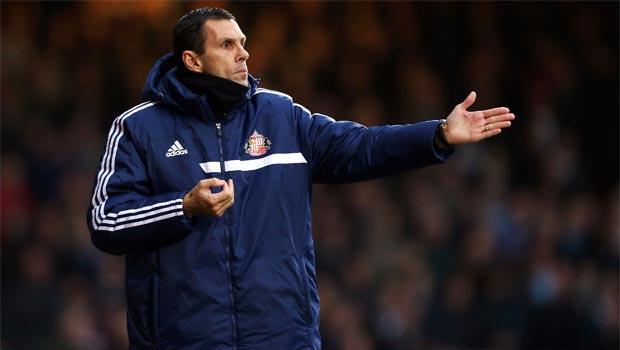 Gus Poyet boss Sunderland
