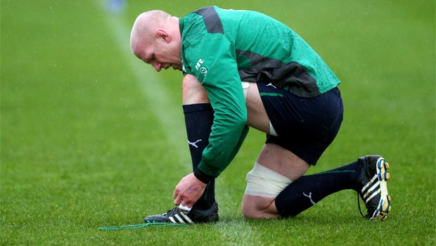 Ireland Paul O'Connell Rugby Union