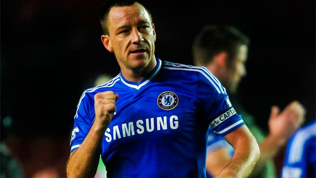 John Terry Chelsea sit out
