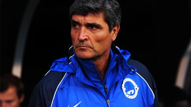 Juande Ramos Dnipro boss