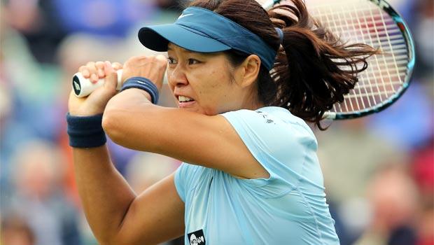 Li Na WTA Tennis