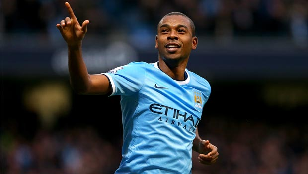 Manchester City star Fernandinho