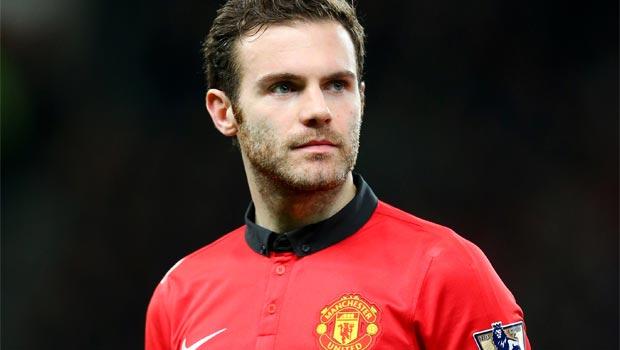 Manchester United Juan Mata