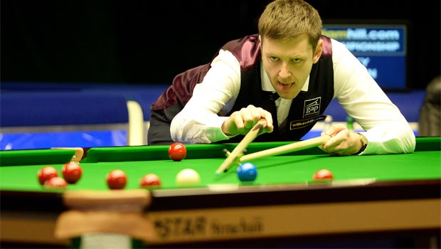 Mark Williams snooker player