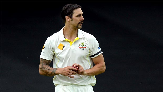 Mitchell Johnson cricket