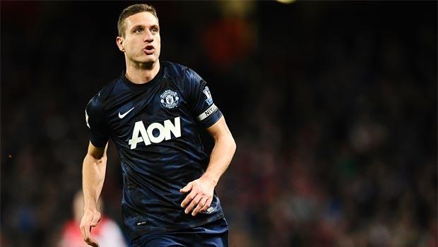 Nemanja Vidic Manchester United leaving