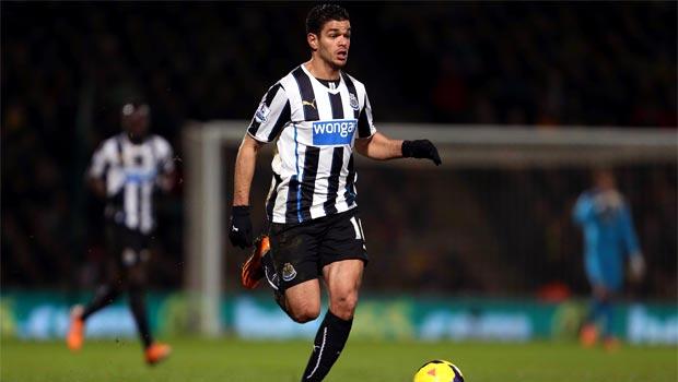 Newcastle Hatem Ben Arfa