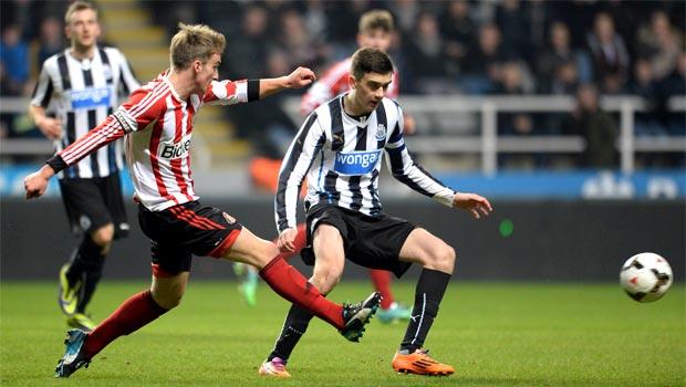Newcastle v Sunderland