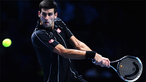 Novak Djokovic Dubai Open