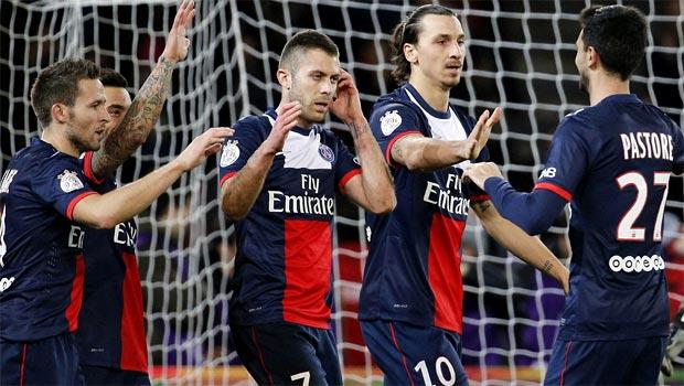Paris Saint-Germain team