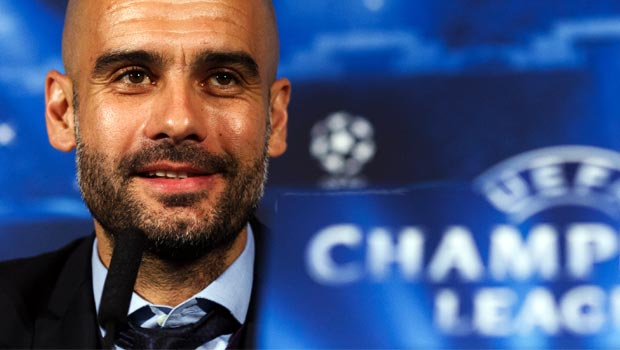 Pep Guardiola Bayern Munich coach