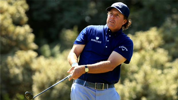 Phil Mickelson Golfer