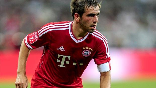 Philipp Lahm Bayern Munich captain