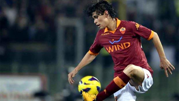 AS Roma defender Dodo