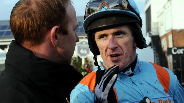 Tony McCoy Jockey
