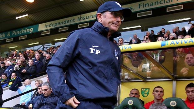 Tony Pulis Crystal Palace boss