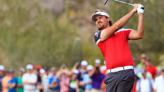 Victor Dubuisson WGC-Accenture Match Play
