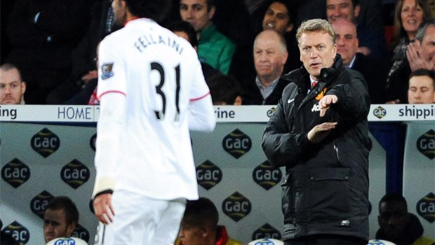 david moyes man united v crystal palace