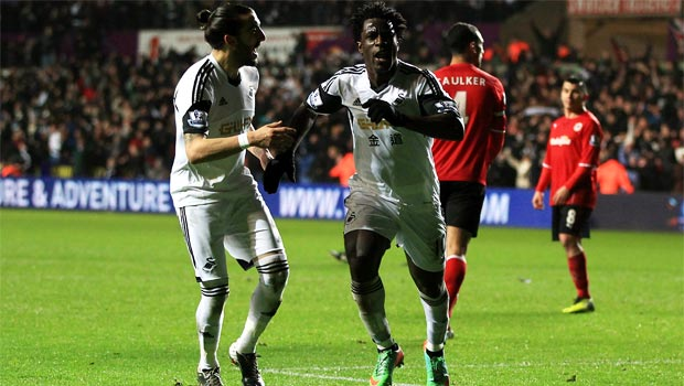 swansea win over cardiff