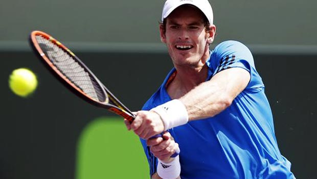 Andy Murray Sony Open