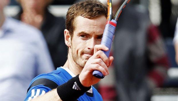 Andy Murray Tennis Davis Cup 2014