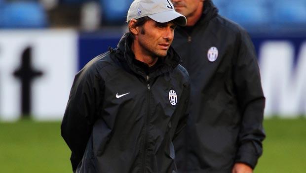 Antonio Conte Juventus coach