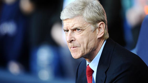 Arsene Wenger Arsenal manager Premier League