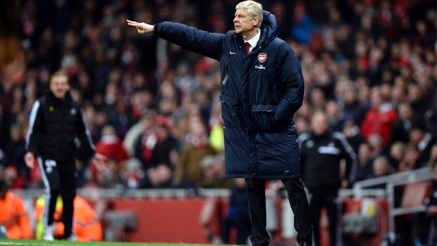 Arsene Wenger manager arsenal