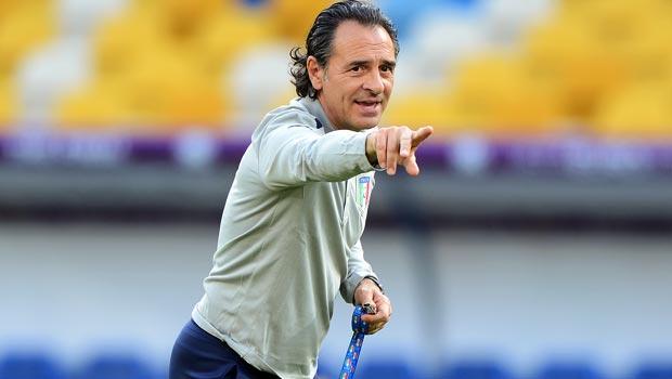 Cesare Prandelli Italy coach