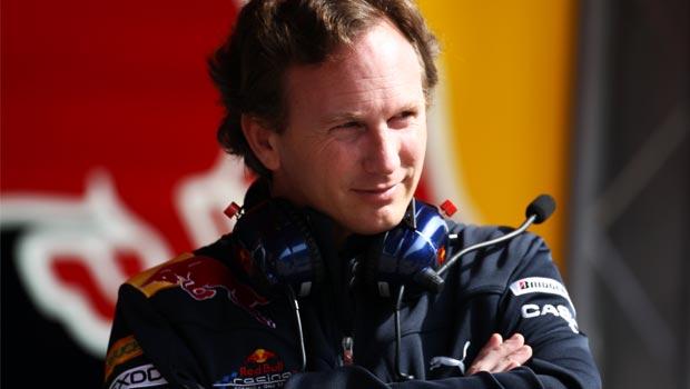 Christian Horner Red Bull formula 2